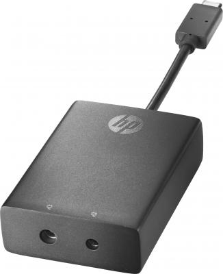 Адаптер HP USB-C to 3 and 4.5mm N2Z65AA адаптер hp p7z56aa usb c usb 3