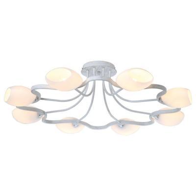 Потолочная люстра Arte Lamp Liverpool A3004PL-8WA люстра подвесная arte lamp liverpool a3004pl 8wa