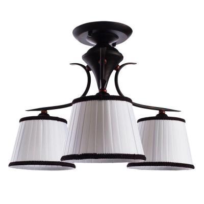 Потолочная люстра Arte Lamp Irene A5133PL-3BR люстра на штанге arte lamp irene a5133pl 5br