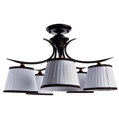 Потолочная люстра Arte Lamp Irene A5133PL-5BR arte lamp потолочная люстра arte lamp 83 a7449pl 5br