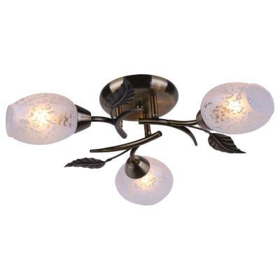 Потолочная люстра Arte Lamp Anetta A6157PL-3AB