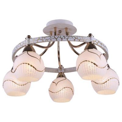 Потолочная люстра Arte Lamp Daniella A6173PL-5WG цена и фото