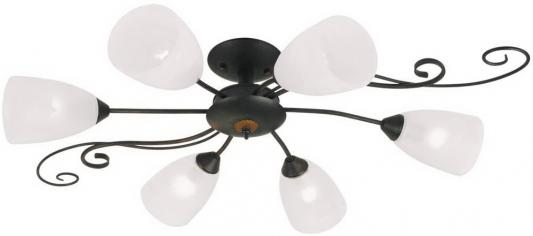 Потолочная люстра Arte Lamp Rondo A7310PL-6BR люстра на штанге arte lamp joy a7310pl 6br
