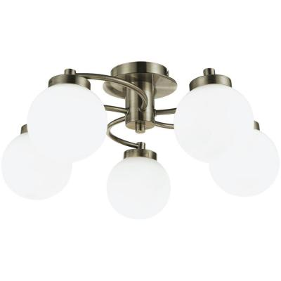 Потолочная люстра Arte Lamp Cloud A8170PL-5AB люстра на штанге arte lamp cloud a8170pl 9ss