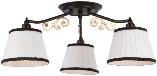 Потолочная люстра Arte Lamp Capri A6344PL-3BR ювелирное изделие 6344