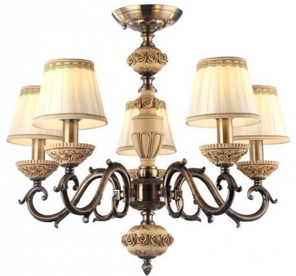 Потолочная люстра Arte Lamp Cherish A9575PL-5AB