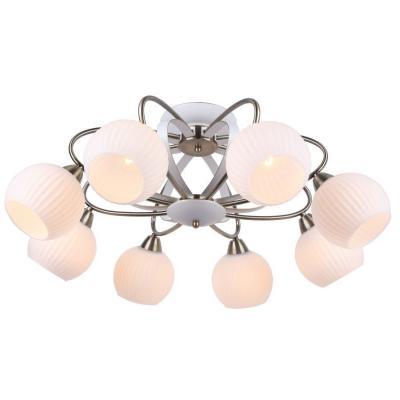 цена на Потолочная люстра Arte Lamp Ellisse A6342PL-8WG