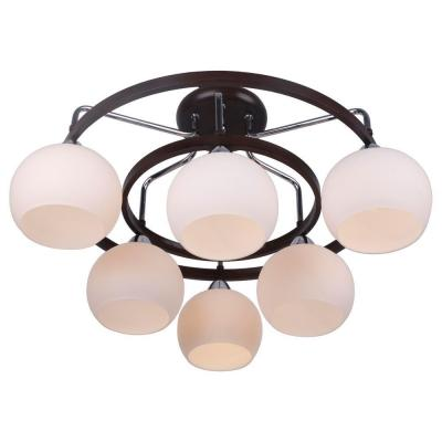 Потолочная люстра Arte Lamp Empol A7148PL-6CK