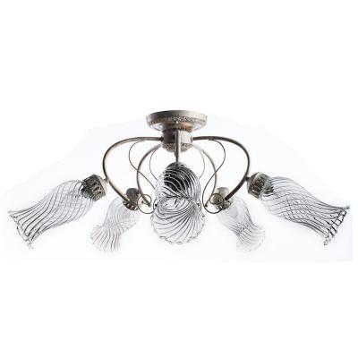 Потолочная люстра Arte Lamp Gemma A6335PL-5WG