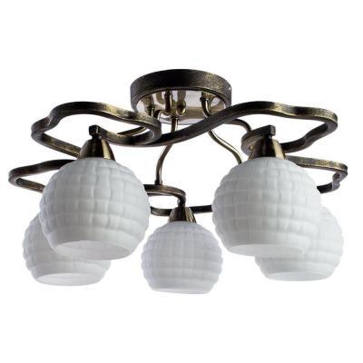 Потолочная люстра Arte Lamp Lana A6379PL-5GA