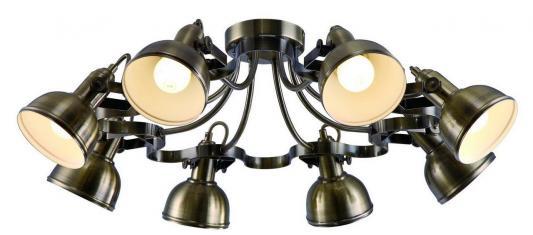 Потолочная люстра Arte Lamp Martin A5216PL-8AB цены онлайн