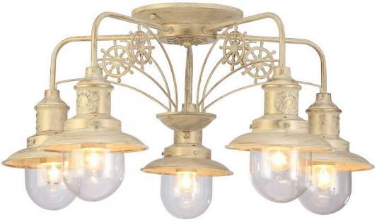 Потолочная люстра Arte Lamp Sailor A4524PL-5WG цена и фото