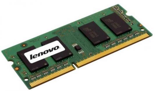Оперативная память для ноутбуков SO-DDR4 8Gb PC10600 2133MHz Lenovo 4X70J67435
