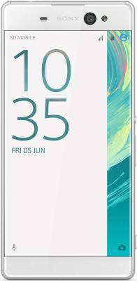 Смартфон SONY Xperia XA Ultra Dual белый 6 16 Гб NFC LTE Wi-Fi GPS 3G F3212 sony e5633 xperia m5 dual lte black