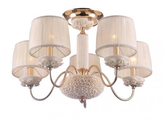 Потолочная люстра Crystal Lux Adagio Pl5 crystal lux подвесная люстра crystal lux flamingo sp pl5 chrome