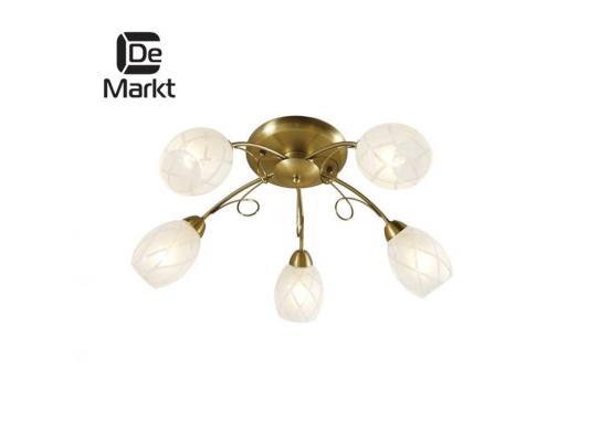 Купить Потолочная люстра De Markt Грация 358011505