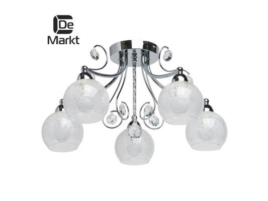 Потолочная люстра De Markt Грация 358017005