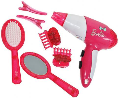 Набор парикмахера KLEIN Barbie с феном 8 предметов 5793