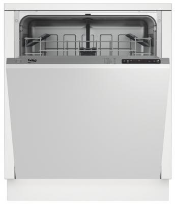 Посудомоечная машина Beko DIN 15210 белый beko rcnk321k00w белый