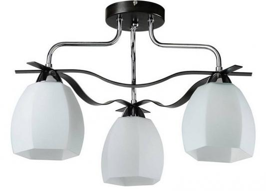 Потолочная люстра IDLamp Zita 867/3PF-Dark потолочная люстра idlamp zita 867 3pf dark