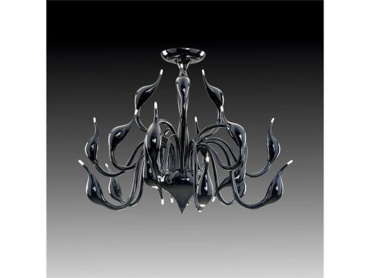 все цены на Потолочная люстра Lightstar Cigno Collo Bk 751187