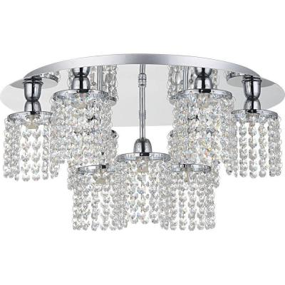 Потолочная люстра Lussole Monteleto LSJ-0407-09 switzerland relogio masculino luxury brand wristwatches binger quartz full stainless steel chronograph diver clock bg 0407 3