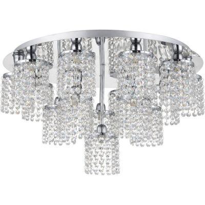 Потолочная люстра Lussole Monteleto LSJ-0407-16 switzerland relogio masculino luxury brand wristwatches binger quartz full stainless steel chronograph diver clock bg 0407 3
