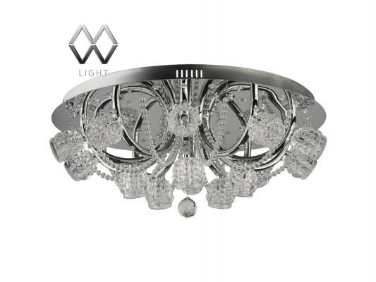 Потолочная люстра MW-Light Амелия 360013715