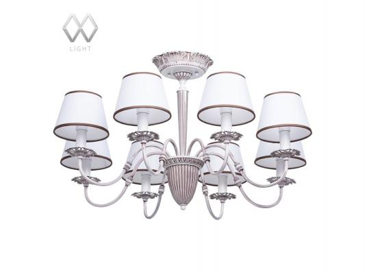 Потолочная люстра MW-Light Августина 3 419011108 потолочная люстра mw light августина 419010805