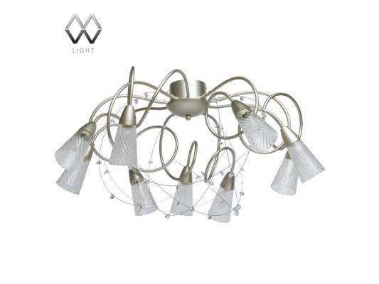 Потолочная люстра MW-Light Эллегия 4 303011209