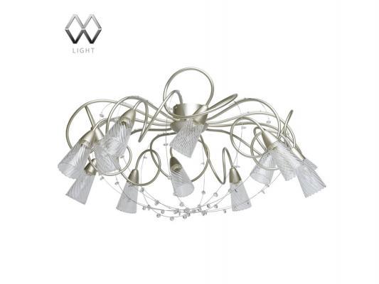 Потолочная люстра MW-Light Эллегия 4 303011312