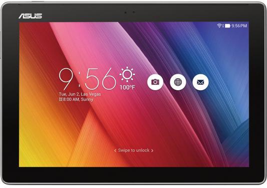 "Планшет ASUS ZenPad 10 Z300M 10.1"" 16Gb серый Wi-Fi Bluetooth Android 90NP00C1-M01660"