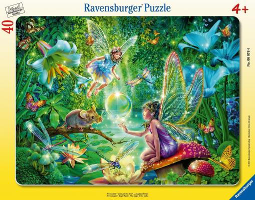Пазл Ravensburger Волшебные феи 40 элементов 06076 пазл 200 элементов ravensburger мой первый питомец 12810