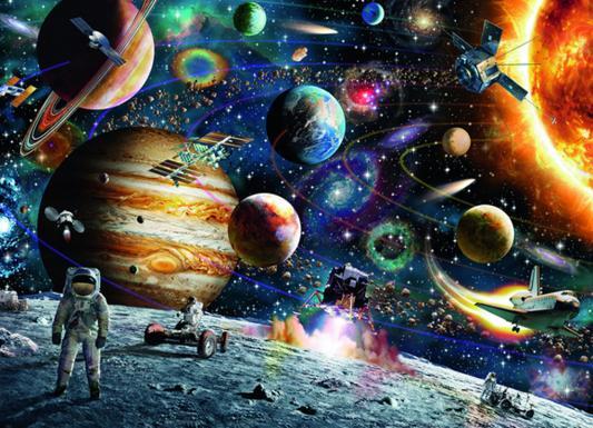 Пазл Ravensburger Открытый космос 60 элементов