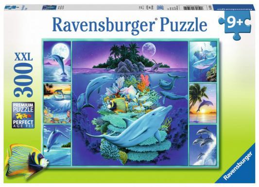 Пазл Ravensburger Дельфины 300 элементов цена