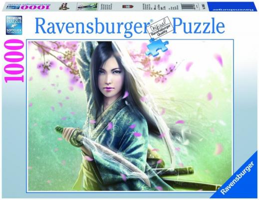 Пазл Ravensburger «Легенда пяти колец» 1000 элементов пазл ravensburger озеро эйб 1000 элементов