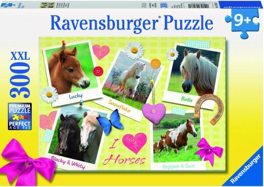 Пазл Ravensburger Мои любимые лошади 300 элементов 13186