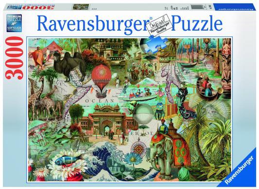 Пазл Ravensburger «Океания» 3000 элементов пазл 200 элементов ravensburger мой первый питомец 12810
