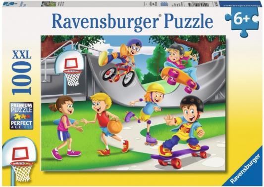 Пазл Ravensburger Скейтборды 100 элементов 10687 mooncase цвет как на картинке другие