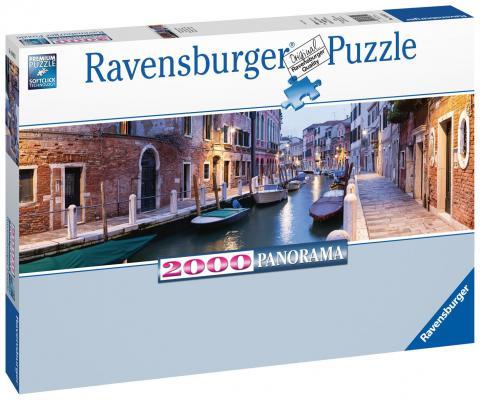 Пазл Ravensburger Вечерняя Венеция 2000 элементов пазл 2000 продуктовая лавка 17128