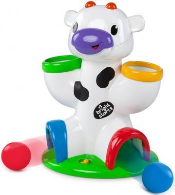 Развивающая игрушка Bright Starts «Веселая корова» bright starts веселая корова