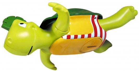 Интерактивная игрушка Tomy Поющая черепаха от 12 месяцев разноцветный PT2755 игрушки для ванны tomy игрушка для купания черепашка