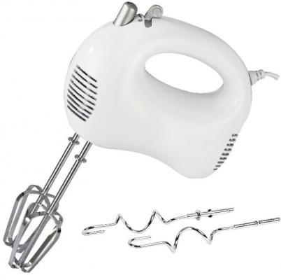 Миксер ручной Zimber ZM-11160 200 Вт белый