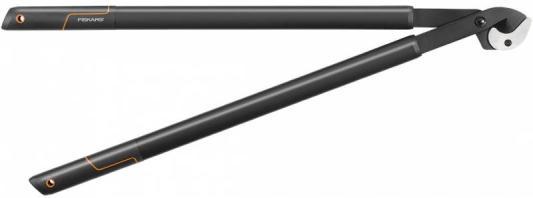 Сучкорез контактный Fiskars SingleStep L39 черный/оранжевый 112450 сучкорез fiskars большой контактный l l 77 112580