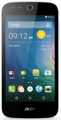 "Смартфон Acer Liquid M330 белый 4.5"" 8 Гб LTE Wi-Fi GPS HM.HTHEU.001"