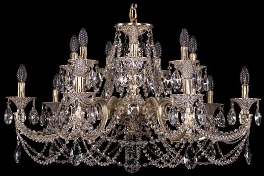 Подвесная люстра Bohemia Ivele 1702/7+7/335+150/C/GW bohemia ivele crystal люстра bohemia ivele crystal 1702 7 7 335 150 b gw