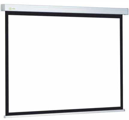 Экран настенный Cactus Motoscreen CS-PSM-124X221 124.5x221см 16:9 белый цена и фото