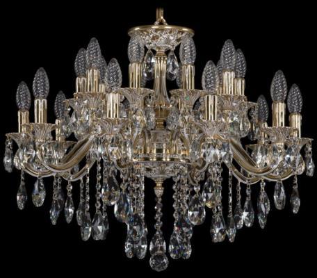 Подвесная люстра Bohemia Ivele 1703/20/225/B/GW bohemia ivele crystal люстра bohemia ivele crystal 1703 10 225 c gw