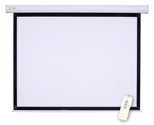 Экран настенный Cactus Motoscreen CS-PSM-183X244 183x244см 4:3 белый экран настенный cactus professional tension motoscreen cs pspmt 183x244 183x244см 4 3