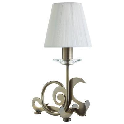 Настольная лампа Arte Lamp Lizzy A9531LT-1AB бра arte lamp lizzy a9531lt 1ab